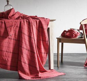 BLANC CERISE - delices_ - Rectangular Tablecloth