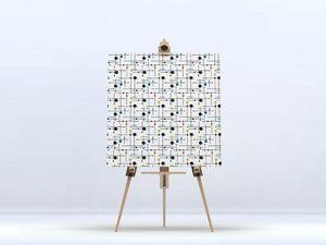 la Magie dans l'Image - toile petits herissons - Digital Wall Coverings