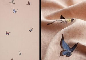 de Gournay - eclectic - Upholstery Fabric