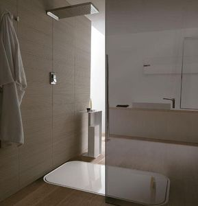 KOS - geo tray - Inset Shower Tray