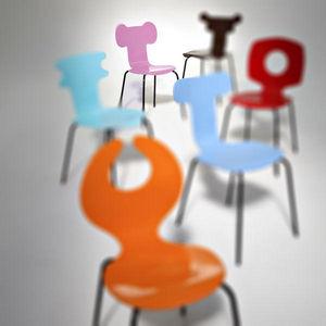 MoodsforSeats - la timide - Chair