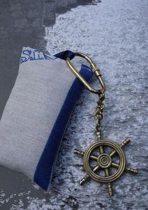 LE BEL AUJOURD'HUI - porte-clés parfumés modèle gouvernail - Key Ring