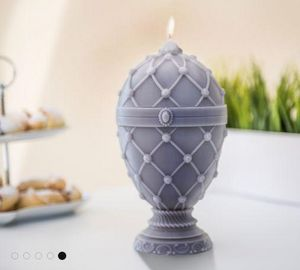 CANDELLANA - oeuf fabergé - Decorative Candle