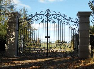 HARMONIE DU LOGIS -  - Entrance Gate
