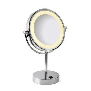 SLV - chrome - Illuminated Mirror