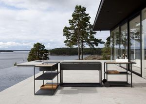 ROSHULTS -  - Outdoor Kitchen
