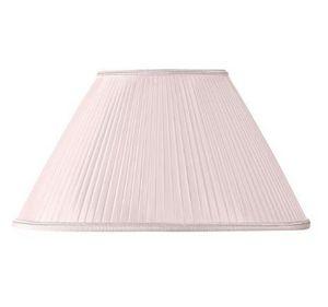 MON ABAT JOUR - plissé forme victorienne--- - Cone Shaped Lampshade