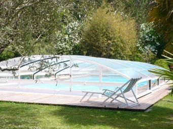 Abrideal -  - High Telescopic Pool Cover