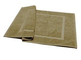 Liou - tapis de bain marron glacé - Bathmat