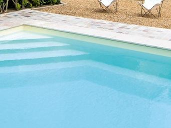 CARON PISCINES -  - Pool Border Tile