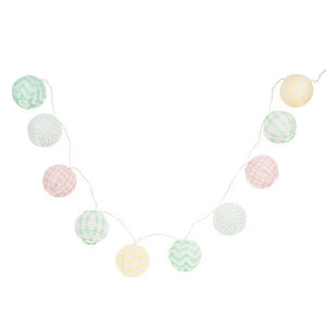 Maisons du monde - vintage pastel - Lighting Garland