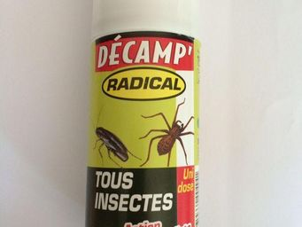 DECAMP - tous insectes decamp' - Fungicide Insecticide