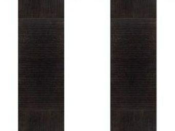 MajorDomo - palladio wengé - Decorative Panel