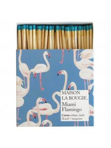 MAISON LA BOUGIE -  - Match Box