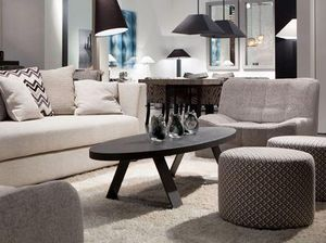Ph Collection - ogive - Oval Coffee Table