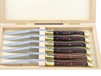 La Coutellerie De Laguiole Honoré Durand -  - Cutlery