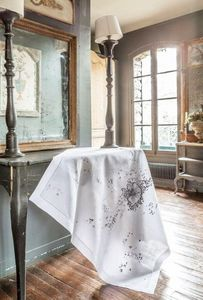 Valombreuse - onyx - Square Tablecloth