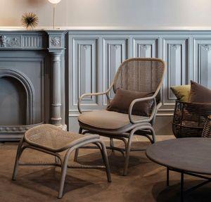 EXPORMIN - frames - Armchair And Floor Cushion
