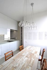 FRANZ SICCARDI -  - Interior Decoration Plan Kitchen