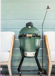 Big Green Egg -  - Charcoal Barbecue