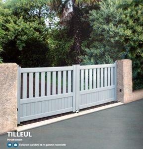 Cadiou - tilleulsemi-plein - Entrance Gate
