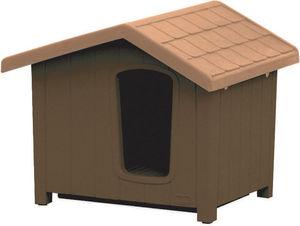 MARCHIORO - niche pour chien en résine clara taille 5 - Kennel