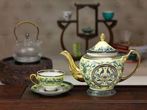 Minh Long -  - Tea Service