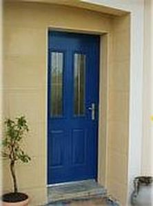 Vmp -  - Glass Entrance Door