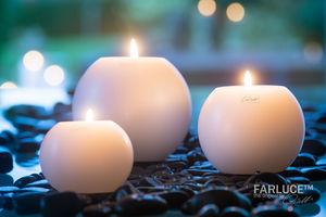 QULT DESIGN - farluce moon - Round Candle