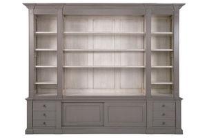 MICHEL FERRAND -  - Open Bookcase