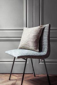 Larsen - almond alabaster - Square Cushion