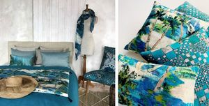 LALIE DESIGN - barbade - Upholstery Fabric