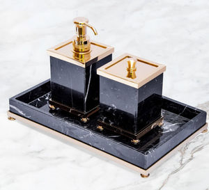 ZODIAC LONDON - marble collection - Bathroom Accessories (set)