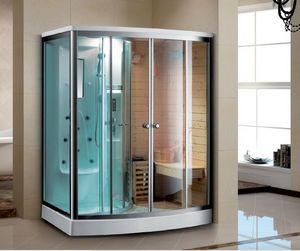 Hammam shower cabinet