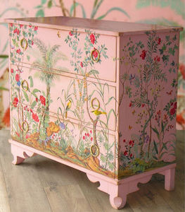 Moissonnier - amish - Chest Of Drawers
