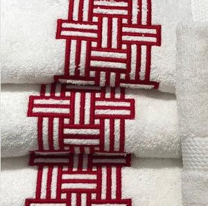 Noel - dédale - Towel