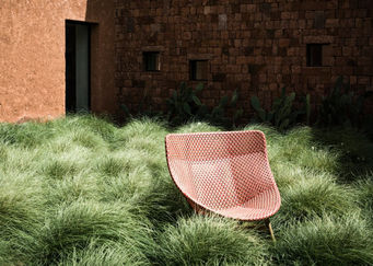 Dedon - mbrace collection - Garden Armchair