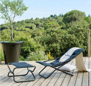 LAFUMA Mobilier - transabed aircomfort® acier - Deck Chair