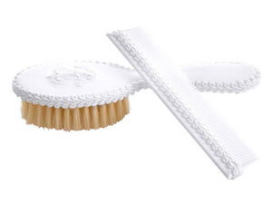 Theophile & Patachou -  - Baby Brush And Comb Set