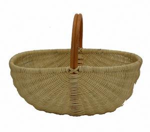 Du Rotin Filé -  - Basket