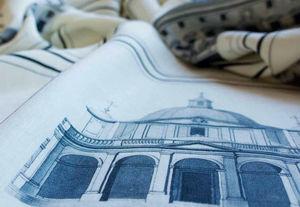 Gaston Y Daniela - luis bustamante - Upholstery Fabric