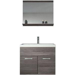 BADPLAATS - armoire de salle de bains 1407382 - Bathroom Wall Cabinet