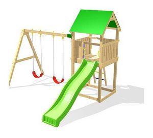 CHALET DE JARDIN - aire de jeux 1410052 - Play Area