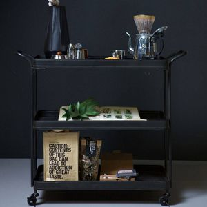 PURE COUNTRY WEAVERS -  - Table On Wheels