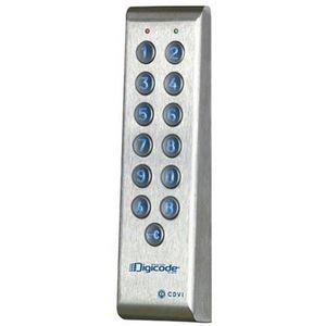 CDV GROUP CDVI DIGIT TECHNO EM - digicode 1418352 - Digicode