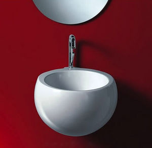 CasaLux Home Design - sphère - Wall Mounted Washbasin