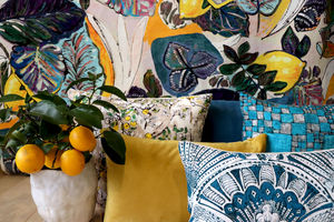 LALIE DESIGN - pepin - Fabric By The Metre