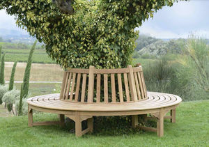 Tectona - circle - Circular Tree Bench