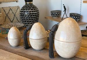 NOMADE BY AGDAL -  - Decorative Egg