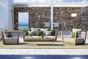 ITALY DREAM DESIGN - abbraccio - Garden Furniture Set
